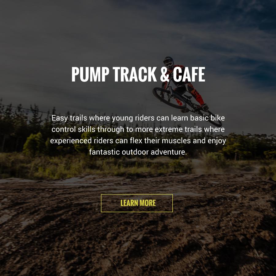 Pump Track & Cafe