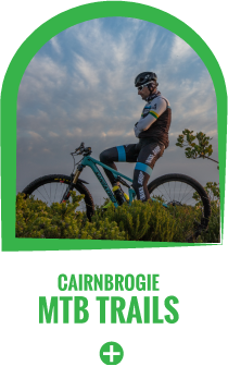 MTB Trails at Cairnbrogie
